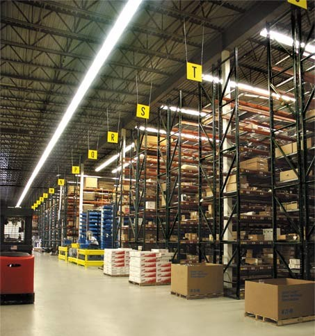 Truck Transmission Parts Facility.